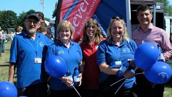 Beverley Building Society pledges support for BCL