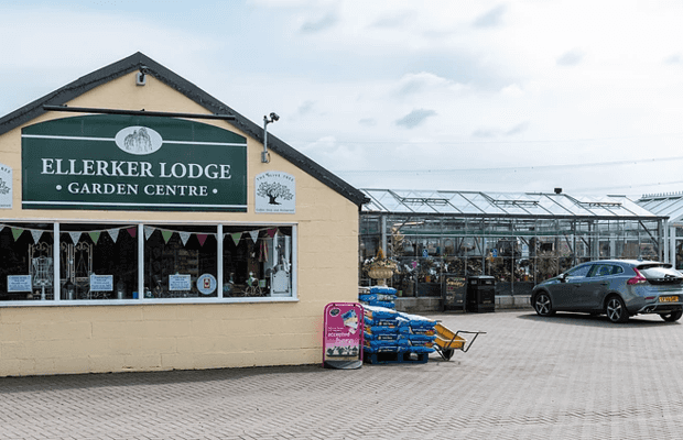 New for this year. Ellerker Lodge sells  a variety of plants, gardening products, cards and gifts.